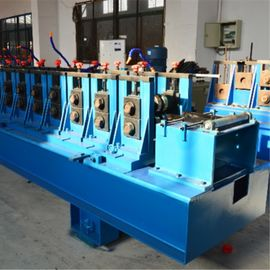 Hydraulic Punching Cable Tray Roll Forming Machine , Rolling Form Machine Cr12mov