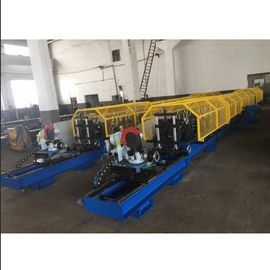 0-15 M / Min Roll Forming Equipment For Make Drywall , Metal Forming Machines