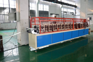 China 7.5 kw Motor Power Stud And Track Roll Forming Machine driven by Chain distributor