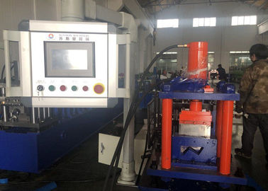 China Fully Automation Z Section Ridge Cap Roll Forming Machine CE ISO Certificated factory