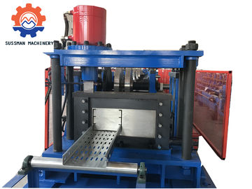 China CE Perforated Cable Tray Roll Forming Equipment distributor