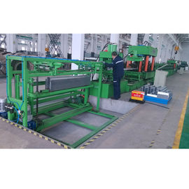 China Omega Silo Post Steel Silo Roll Rorming Machine With 15 Roller Stations distributor
