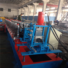 China 1.5 Inch 11 Kw Heavy Duty Rack Roll Forming Machine , Steel Roll Forming Machinery factory