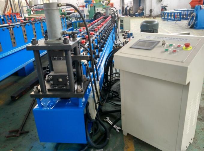Automatically C Purlin Roll Forming Machine