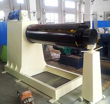 Cut to Length High Speed Steel Slitting Lines , 10 Ton Steel Slitting Machine