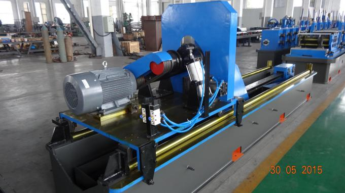 Forming Speed 90m/min Weld Tube Mill Roll Forming Equipment Thickness 0.8-2.5mm