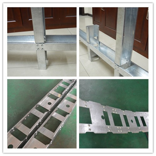 CE & ISO Certificate High Speed Steel Stud and Track Framing Roll Forming Machine