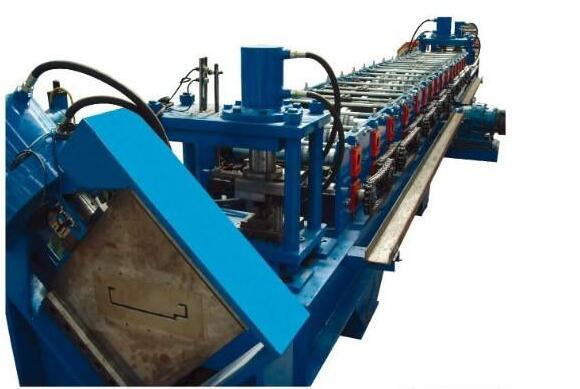 7.5Kw Hydraulic Power Fire Resistant Metal Door Frame Roll Forming Machine With 1.2mm Material Thickness
