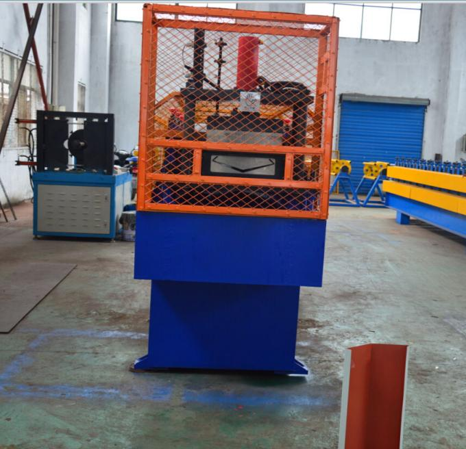 High Speed Valley Tray Making Roll Forming Machine PLC Control