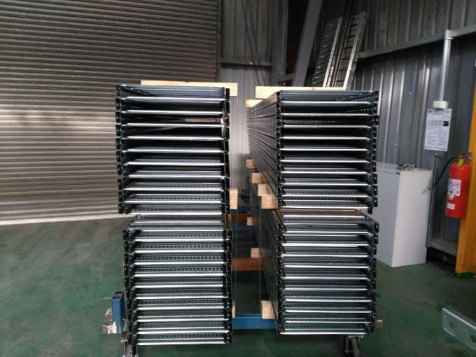 5 Tons Decoiler Cable Tray Roll Forming Machine Width 1250mm Roll Forming Machinery