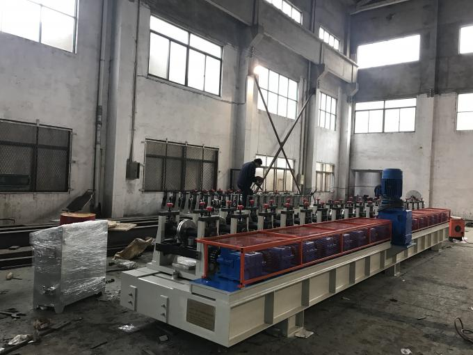 Hydraulic Cutting Rack Roll Forming Machine Steel Cold Roll Forming Equipment