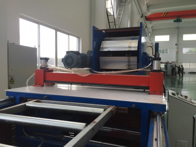 PU Sandwich Panel Line for Exterior Wall Aluminium Warm Keeping Panel