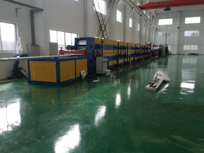 Material Thickness 0.27 - 0.4mm PU Sandwich Panel Production Line Manual Uncoiling