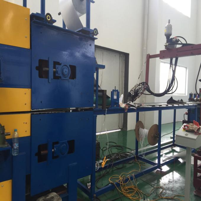 High Speed Discontinuous PU sandwich Panel Production Line for Wall and Roof