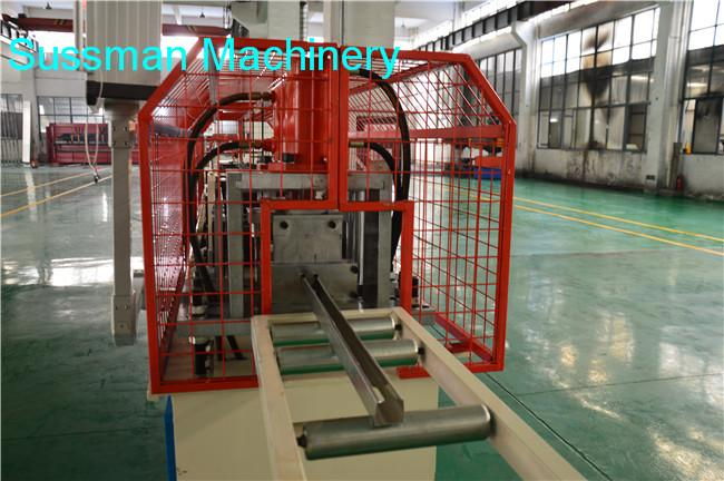 7.5KW Stud And Track Roll Forming Machine Steel Light Keel Roll Forming Machine Chain Drive