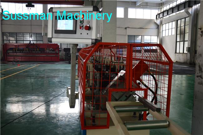 75mm 90mm Drywall Stud And Track Roll Forming Machine For Galvanize Material