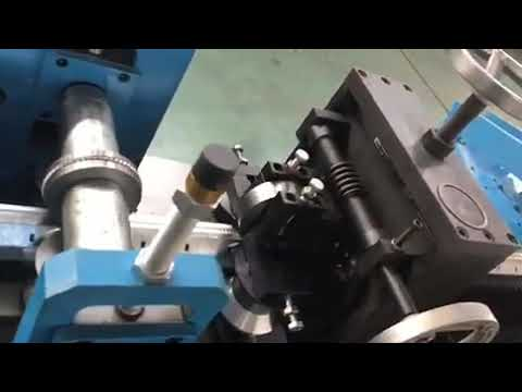 Hydraulic Power 4kw Galvanized Steel Octagon Pipe Roll Forming Machine