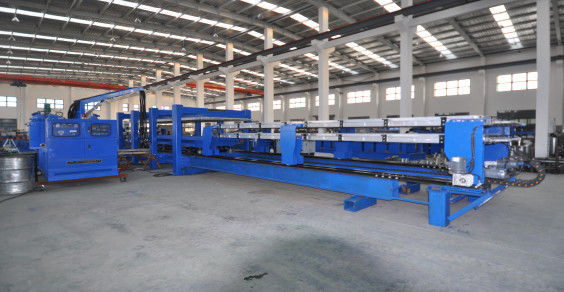 High Speed PU Sandwich Panel Production Line , Polyurethane Sandwich Panel Line