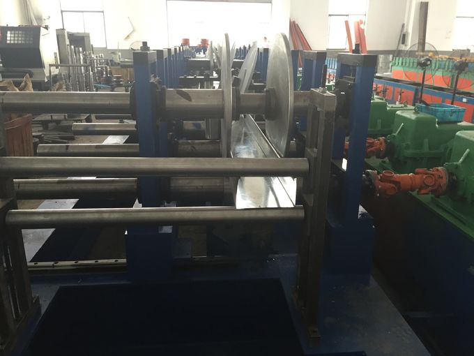 23 Station Cable Tray Roll Form Machine Color Galvanized Steel Roll Former Machine